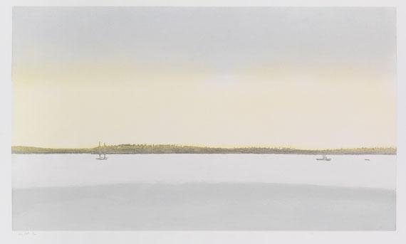 Alex Katz - Landscape