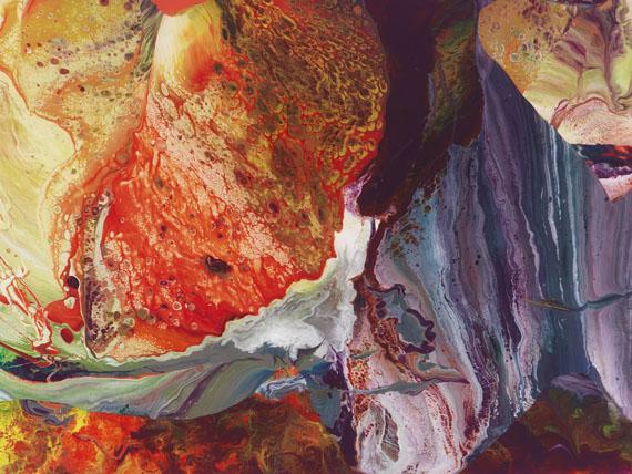 Gerhard Richter - Ifrit. Aladin. Bagdad I. Bagdad II -