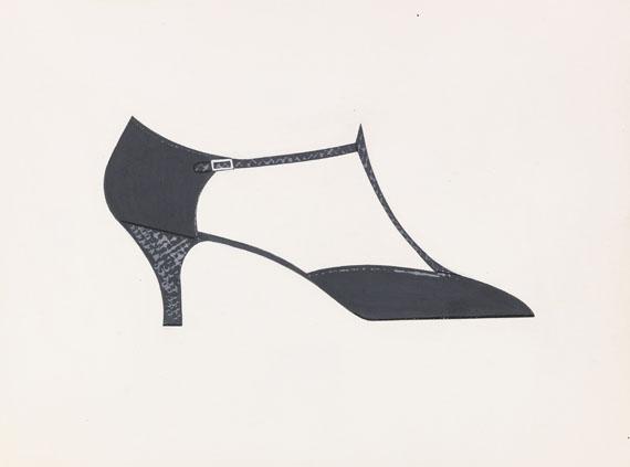 Andy Warhol - Ohne Titel