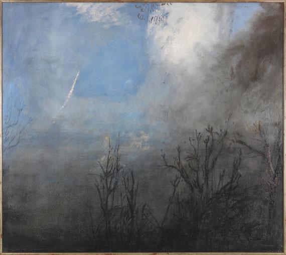 Klaus Fußmann - Ohne Titel - Rahmenbild