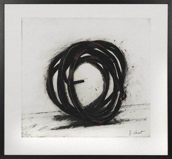 Bernar Venet - Indeterminate Line - Frame image