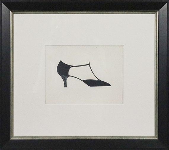 Andy Warhol - Ohne Titel - Frame image