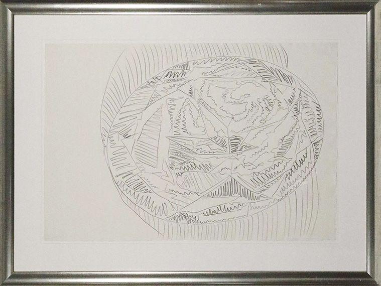 Andy Warhol - Gems - Frame image