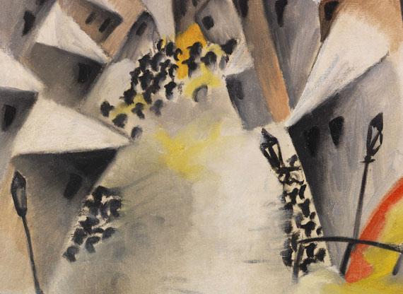 Heinrich Maria Davringhausen - Krieg - Weitere Abbildung