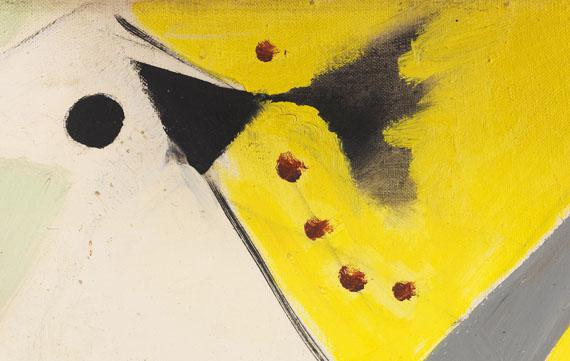 Ernst Wilhelm Nay - Irisches Märchen - Weitere Abbildung