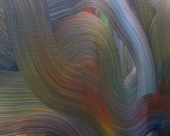 Gerhard Richter - Rot-Blau-Gelb -