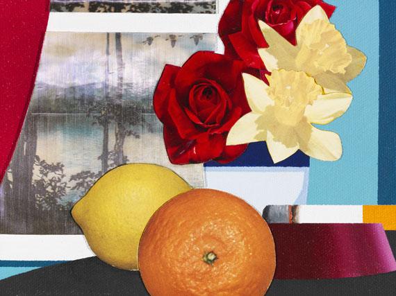 Tom Wesselmann - Still Life Collage Edition