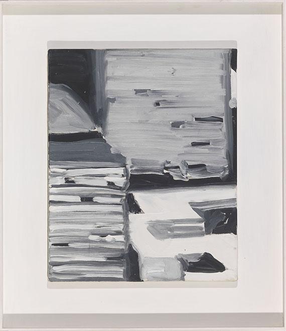 Gerhard Richter - Stadtbild - Rahmenbild