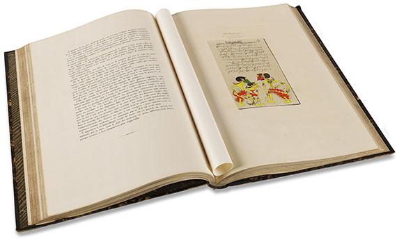 Joseph Balthazar Silvestre - Paléographie universelle. 1841. 4 Bde.