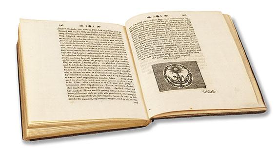 Ernst August I. (Sachsen-Weima - Jehovah Herzensandachten. 1742. - Weitere Abbildung