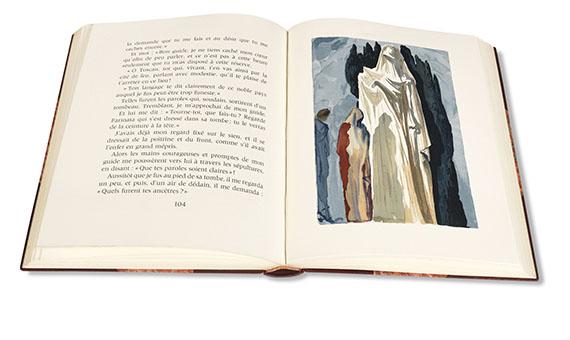 Salvador Dalí - Dante: divine comédie: L'Enfer. 6 Bde.