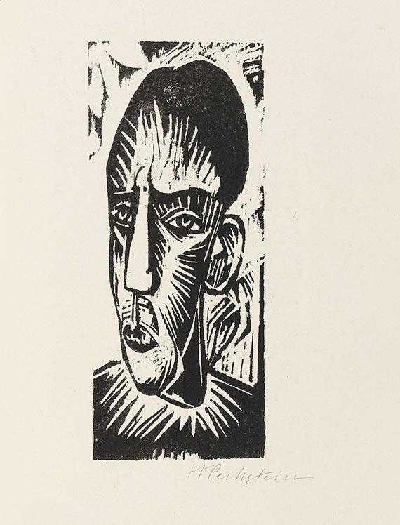 Hermann Max Pechstein - Das graphische Werk Max Pechsteins