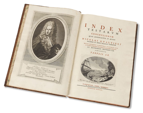 Nicolai Gualtieri - Index Testarum Conchyliorum. -