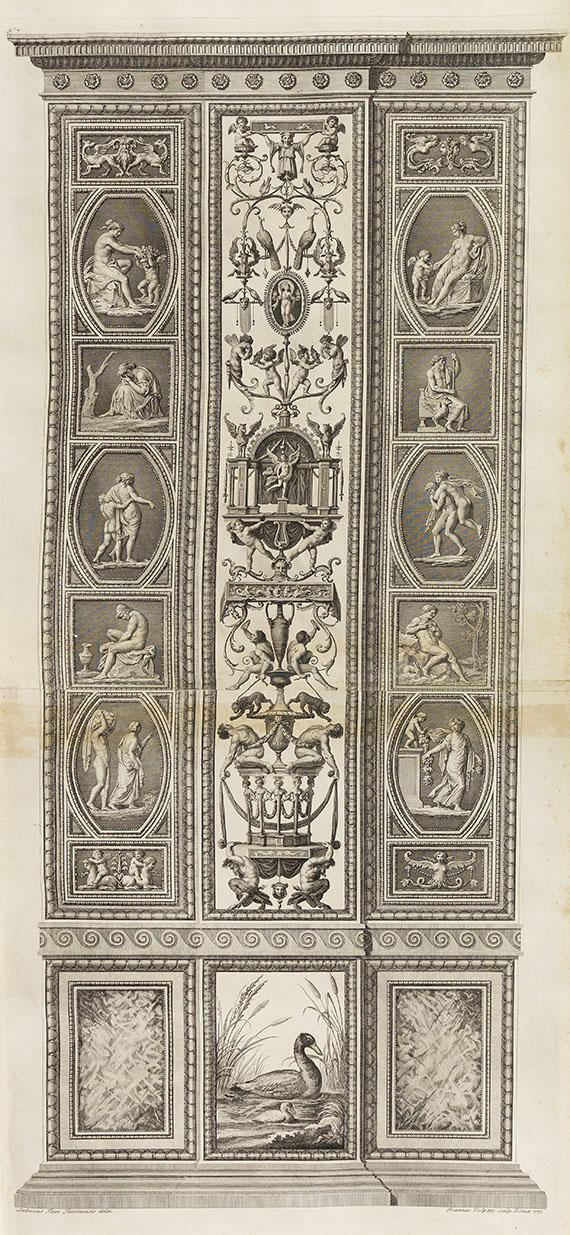 Raffael Santi d'Urbino - Logge di Rafaele nel Vaticano