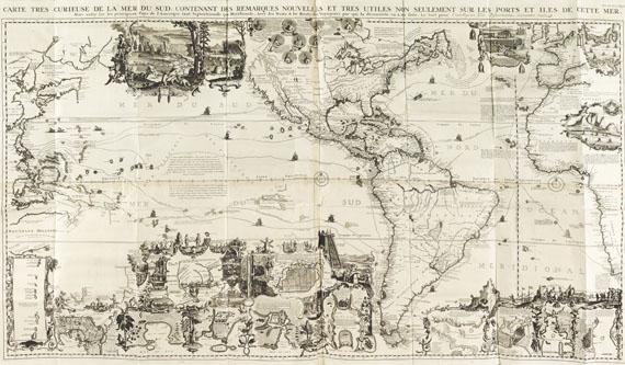 Henri Abraham Châtelain - Atlas historique. 7 Bde.