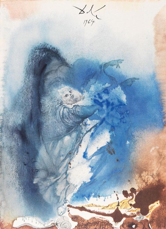 Salvador Dalí - Biblia sacra. 5 Bde.