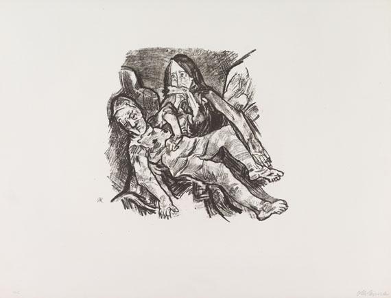 "Oskar Kokoschka - O Ewigkeit, Du Donnerwort (""Bachkantate"") -"