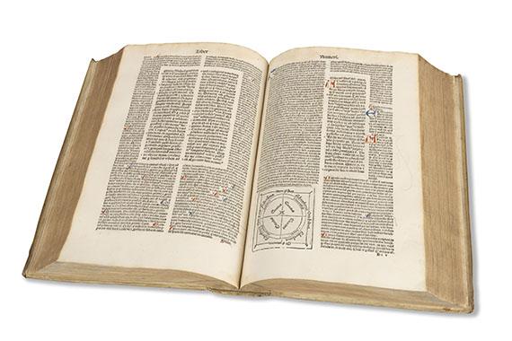 Biblia latina - Koberger Bibel, Bd. I -