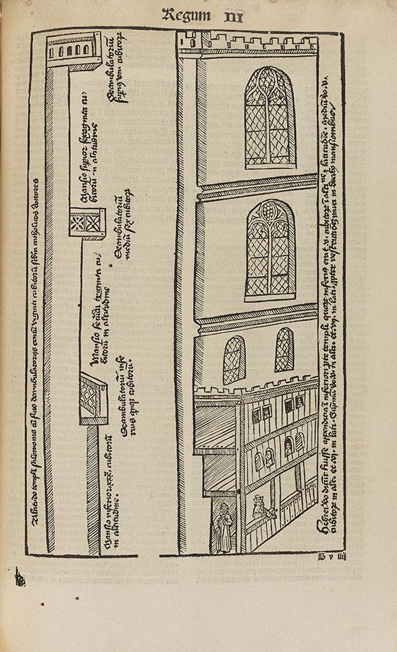 Biblia latina - Koberger Bibel, Bd. I