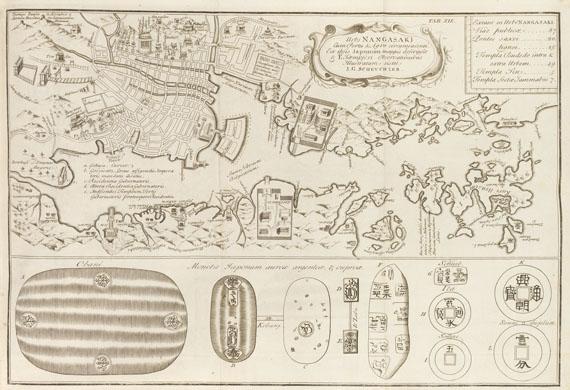 Engelbert Kaempfer - Histoire de l'Empire du Japon -