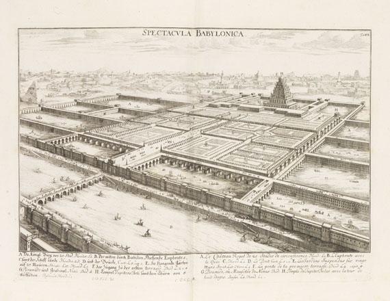 Johann Bernhard Fischer von Erlach - Entwurff einer historischen Architectur