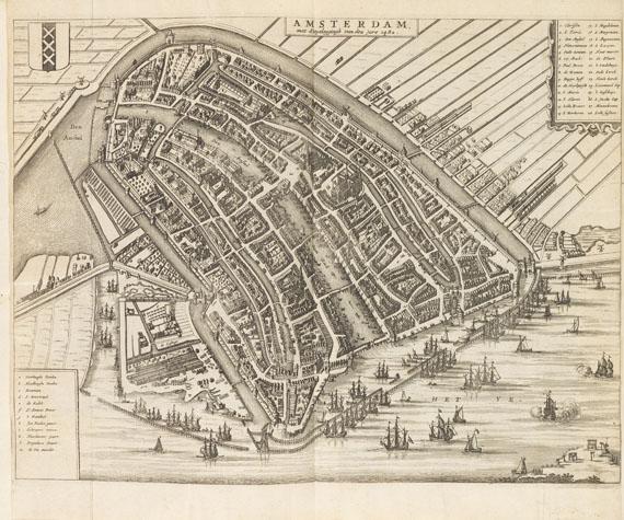 Olfert Dapper - Historische Beschryving der Stadt Amsterdam