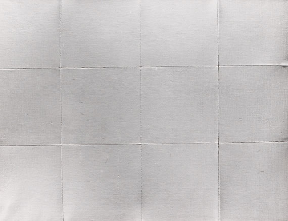 Piero Manzoni - 2 Fotografien Atelier Gian Sinigaglia