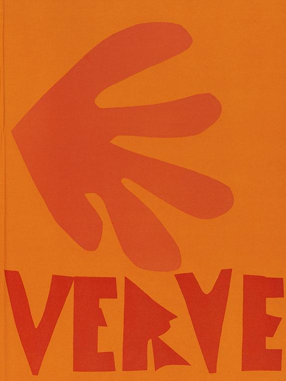 Verve - Verve, Hefte No. 1-38 in 26 Bdn. -