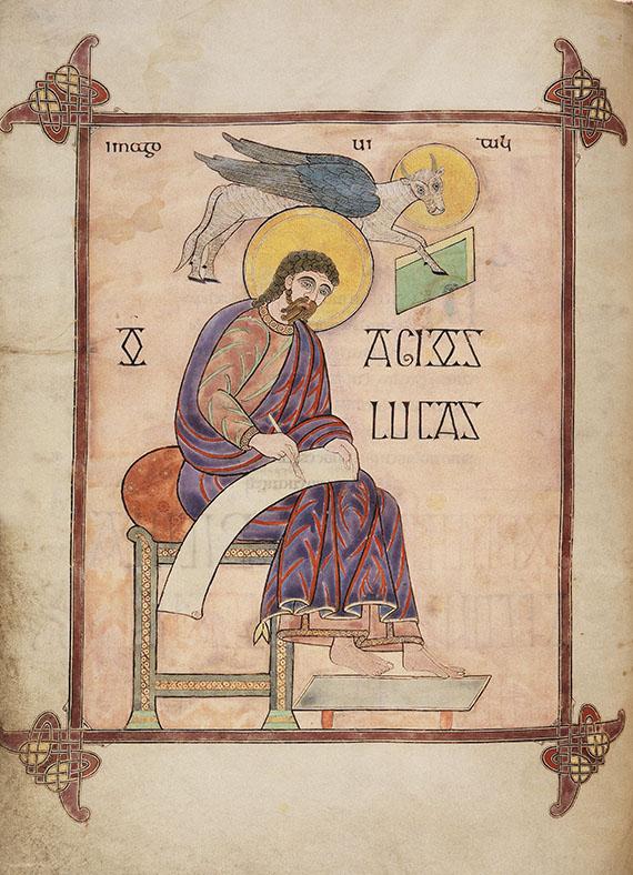 Buch von Lindisfarne, Das - Das Buch von Lindisfarne.