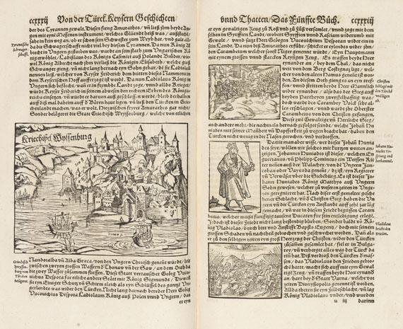 Antoine Geuffroy - Hoffhaltung des türckischen Keysers.
