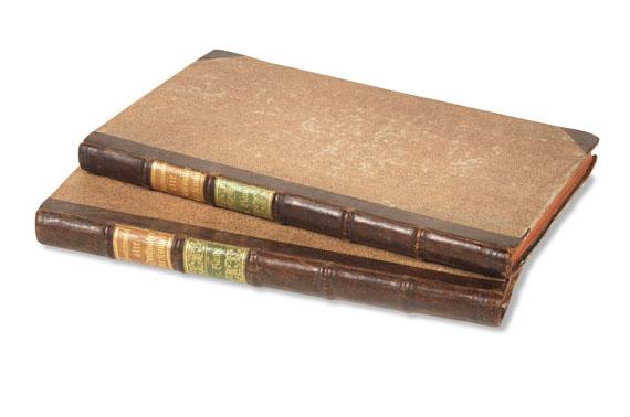 Johann Joachim Winckelmann - Alte Denkmäler der Kunst. 2 Bde.