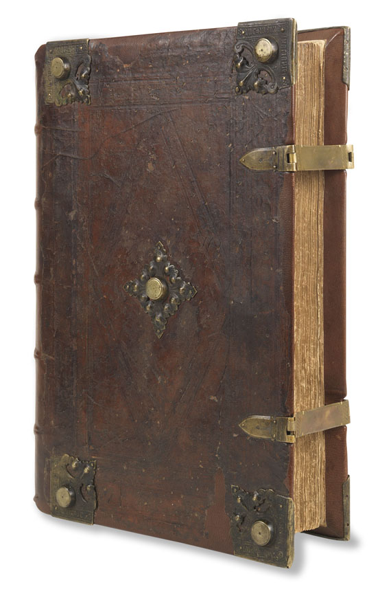 Biblia germanica - Neunte Deutsche Bibel -