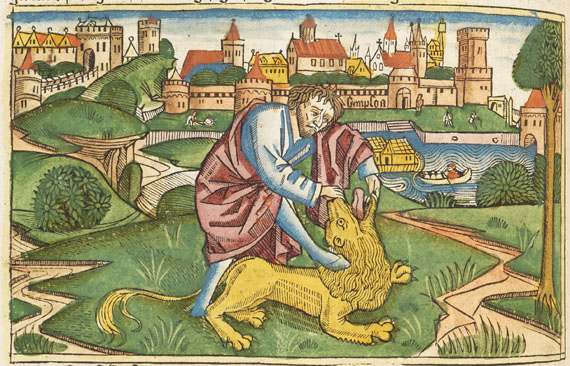 Biblia germanica - Neunte Deutsche Bibel - Weitere Abbildung