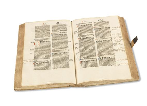 Petrus Lombardus - Sententiarum libri. 1488