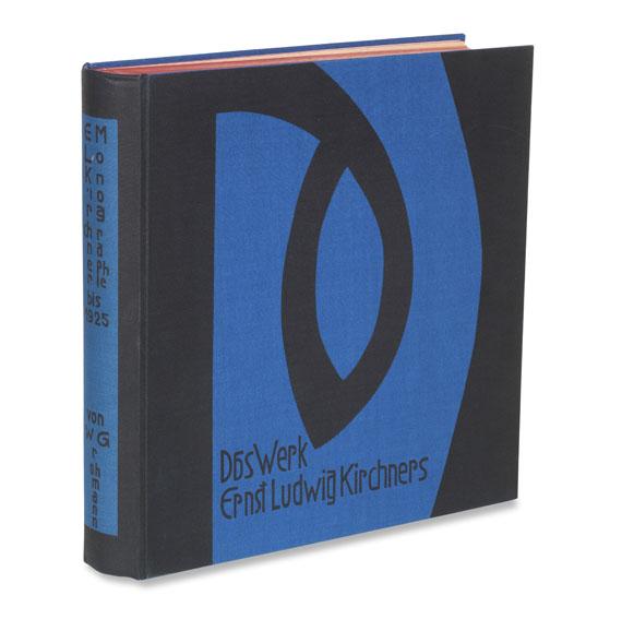 Will Grohmann - Das Werk Ernst Ludwig Kirchners -