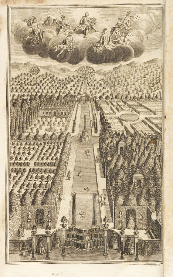 Philip Miller - Das englische Gartenbuch. 3 Bde.