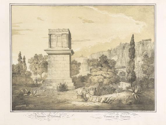 Friedrich von Gärtner - Ansichten Siciliens - Weitere Abbildung