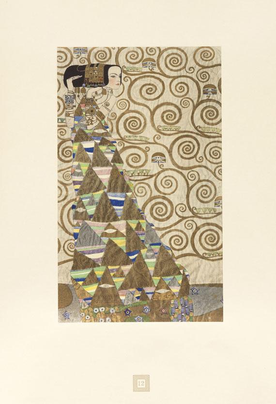 Max Eisler - Gustav Klimt. Eine Nachlese - Weitere Abbildung