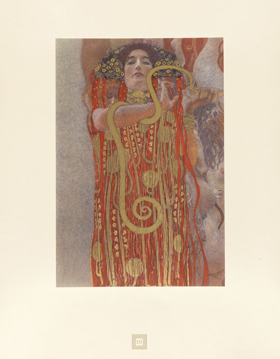 Max Eisler - Gustav Klimt. Eine Nachlese