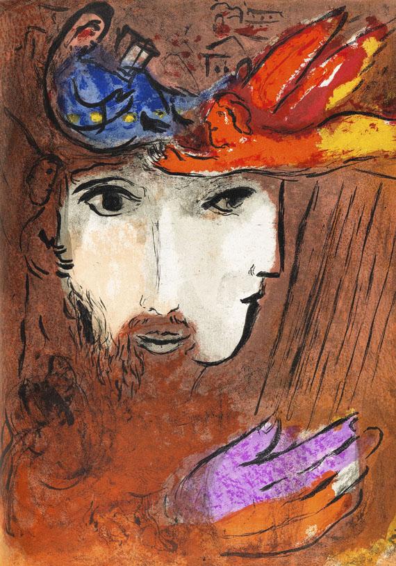 Marc Chagall - Bible + Le message biblique, 2 Tle.