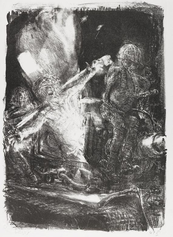 Bernhard Heisig - Lithographien 1963-1997 -