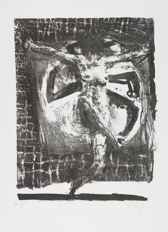 Bernhard Heisig - Lithographien 1963-1997
