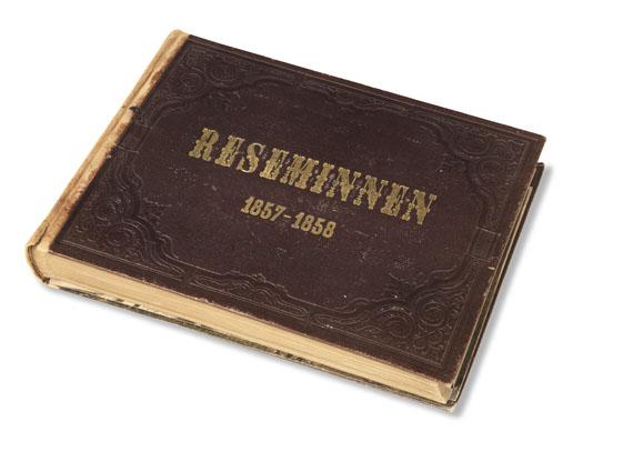 Reseminnen 1857-1858 - Reseminnen 1857-1858
