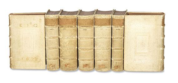 Martin Luther - Deutsche Schriften. 10 Bde. in 7.
