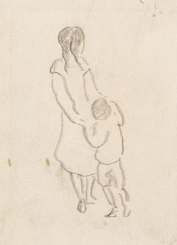 August Macke - Kinder