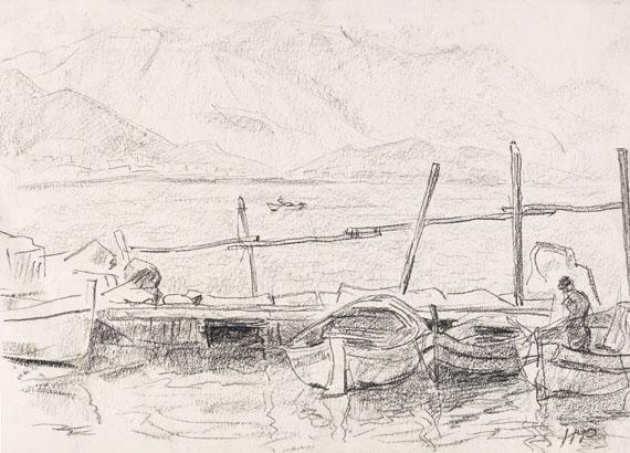 Hermann Max Pechstein - Genfer See