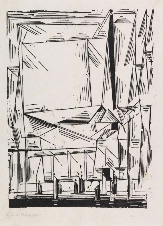 Lyonel Feininger - Gelmeroda