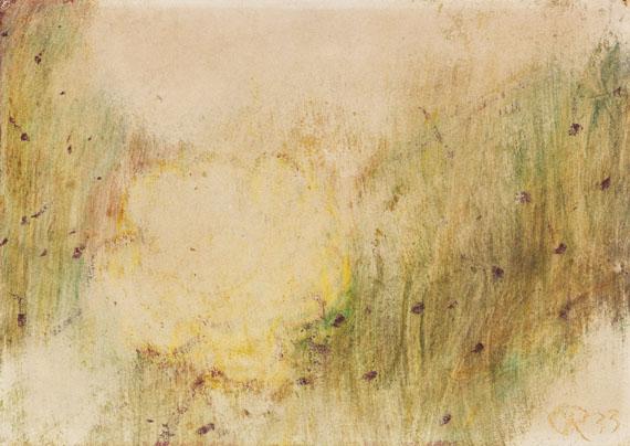 Christian Rohlfs - Blühender Kaktus