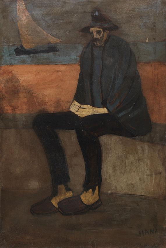 Lorenzo Viani - Meditazione del viaggio