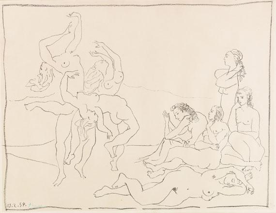 Pablo Picasso - Danses